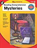 Reading Comprehension Mysteries, Carson-Dellosa Publishing Staff, 0742427234