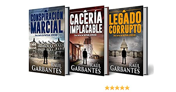 Amazon.com: Investigador Privado Nathan Jericho (Spanish Edition) eBook: Raúl Garbantes: Kindle Store