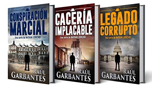 Investigador Privado Nathan Jericho (Spanish Edition) by [Garbantes, Raúl]