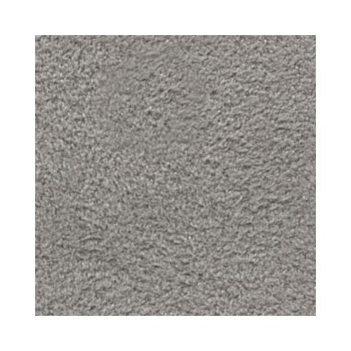 Ultra Suede for Beading Foundation and Cabochon Work Silver Pearl Gray 8.5x8.5 ()