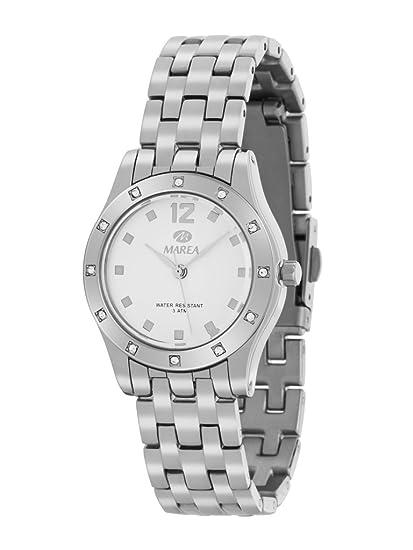 Reloj Marea Mujer B54076/1 Plateado con circonitas