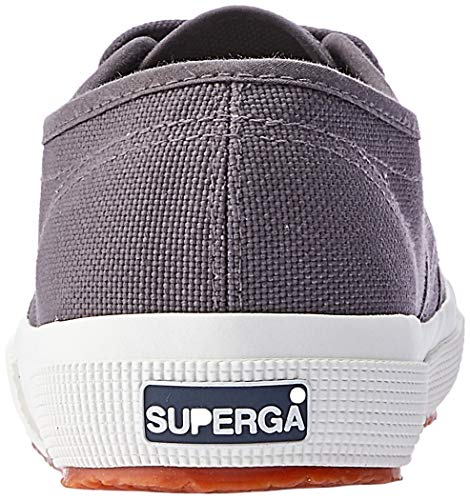 Baskets 2750 Iron cotu dk Basses Superga Gris Adulte Classic Grey Mixte tfdvxwn4