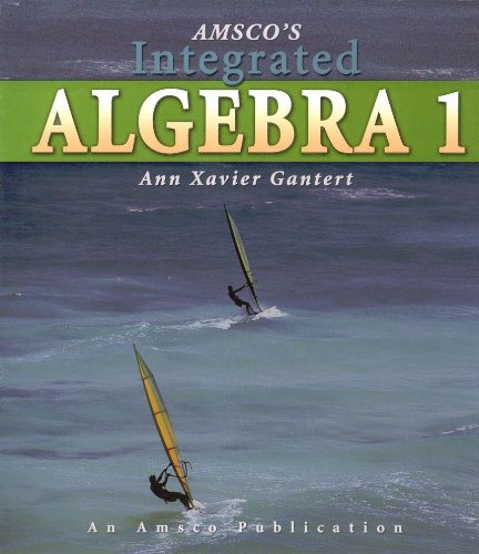 Amsco's Integrated Algebra I