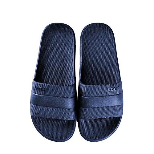 44 usura femmina antiscivolo uomini pantofole 43 estate morbida semplici soggiorno impermeabile cose blu raffreddare per fresca fankou esterno sandali qCO1T1w