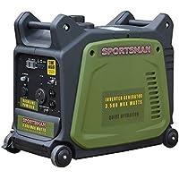 Sportsman GEN3500I 3000 Watt Gasoline Inverter Generator (Green)