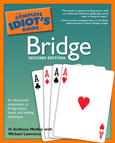 The Complete Idiot's Guide to Bridge, 2nd Edition ()
