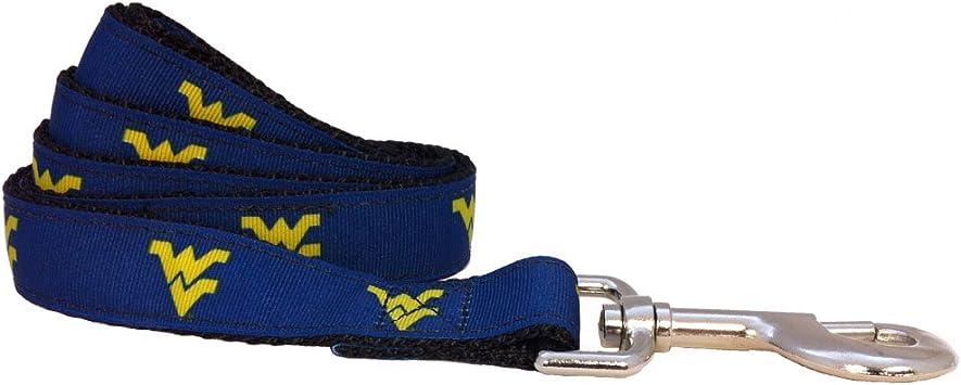 NCAA Wyoming Cowboys 4-Feet Dog Leash X-Small