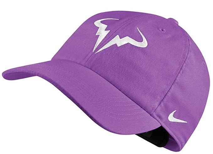 Nike Nikecourt Aerobill H86 Rafa Tennis Hat Gorra, Unisex Adulto ...
