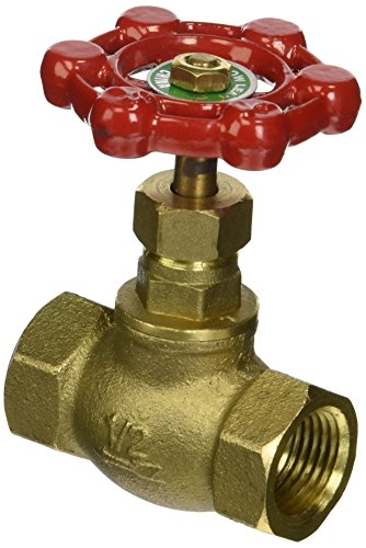 06-003NL 1/2-Inch Low Lead Globe Valves (Globe Valve Types)