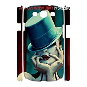 American Horror Story Coven Customized 3D Case for Samsung Galaxy S3 I9300, 3D New Printed American Horror Story Coven Case
