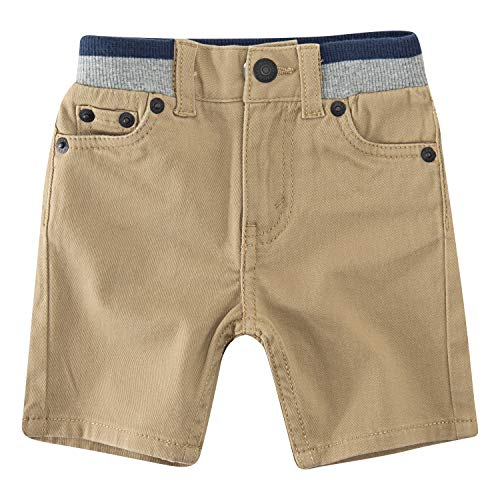 Levi's Baby Boys Chino Shorts, Harvest Gold, -