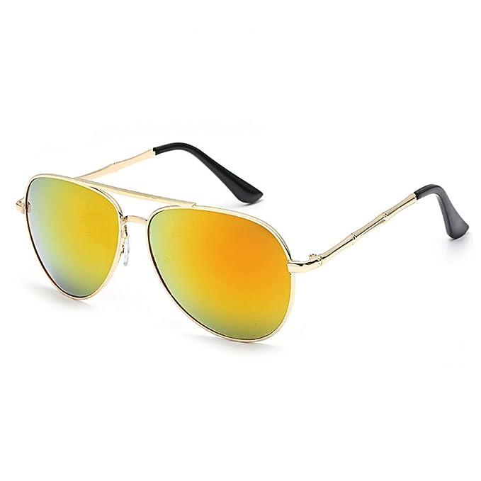 Sonnenbrillen Anti-ultraviolette Männer Und Frauen Klassische Glas Fahren Sonnenbrillen yA7AGSc