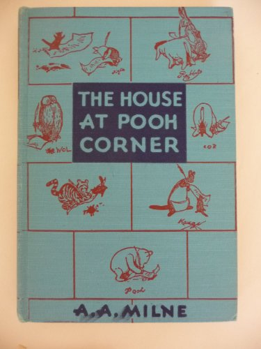The House at Pooh Corner By A.A. Milne for sale  Delivered anywhere in USA
