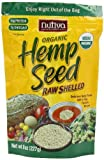 Nutiva Hempseeds, Shelled, Pouch 8.00 OZ by Gold Mine Natural Food Co.