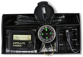 Kit de orientación para parabólicas