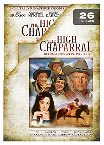 The High Chaparral: The Complete Collection ()