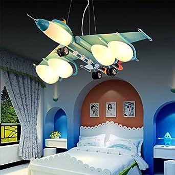 Schon Ccyyjj Kronleuchter Lichter Der Flugzeuge Für Kinder Die Lichter In  Jugendzimmer Schlafzimmer Schlafzimmer Lichter Lichterkette Kinder