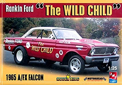 Image result for amt wild child falcon model kit