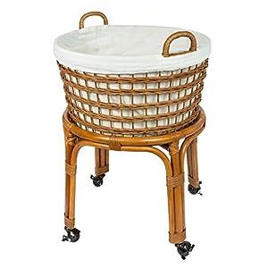 51MMorPlZ5L._SS300_ Wicker Baskets & Rattan Baskets