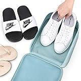 Shoe Organizer,Mossio Breathable Space Saving Shoe