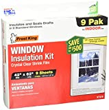 Best Kits With Windows - Frost King V73/9H Indoor Shrink Window Kit 42-Inch Review