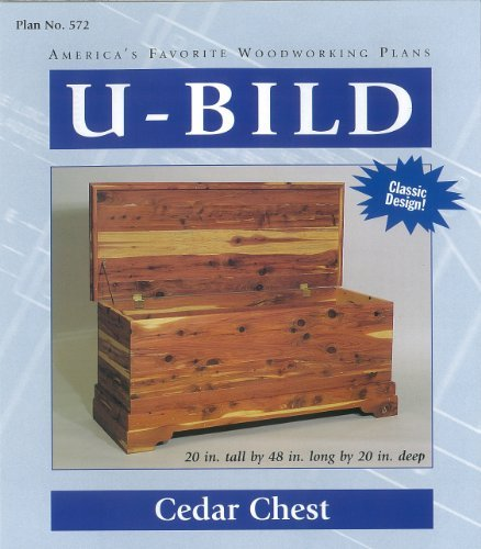 (U-Bild 572 Cedar Chest Project Plan by U-Build, Inc)