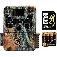 Browning STRIKE FORCE ELITE BTC5HDE Trail Game Camera Combo (Camera/Card/Batteries)