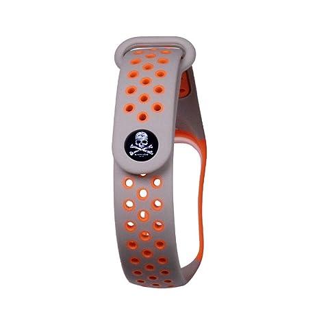 Amazon.com: PinShang - Correa de reloj para Xiaomi Mi Band 4 ...