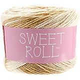 Premier Yarns 1047-22 Sweet Roll Yarn-Peanut Butter Swirl