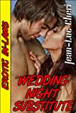 Book Cover for Wedding Night Substitute