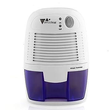 Amzdeal Luftentfeuchter Mini 500ml, Raumentfeuchter gegen ...