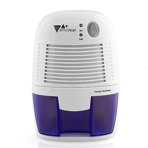 Amzdeal Luftentfeuchter Mini Ml Raumentfeuchter Gegen - Luftentfeuchter schlafzimmer