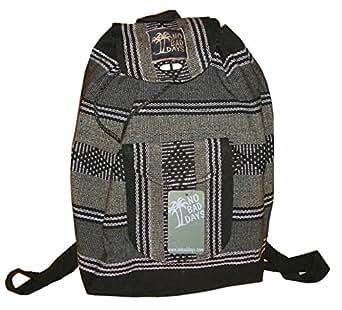 Amazon.com | No Bad Days Baja Backpack Ethnic Woven