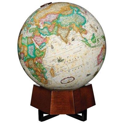 Replogle Globes Beth Sholom Globe, Illuminated, School Equipment (85376) ()