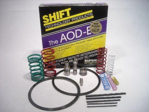 Superior AODE Shift Correction Kit With Boost Valve