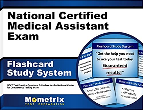 National Certified Medical Assistant Exam Flashcard Study System ...