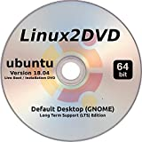 "Ubuntu Workstation 18.04 LTS ""Bionic Beaver"", 64 Bit, GNOME Desktop Environment (Default)"