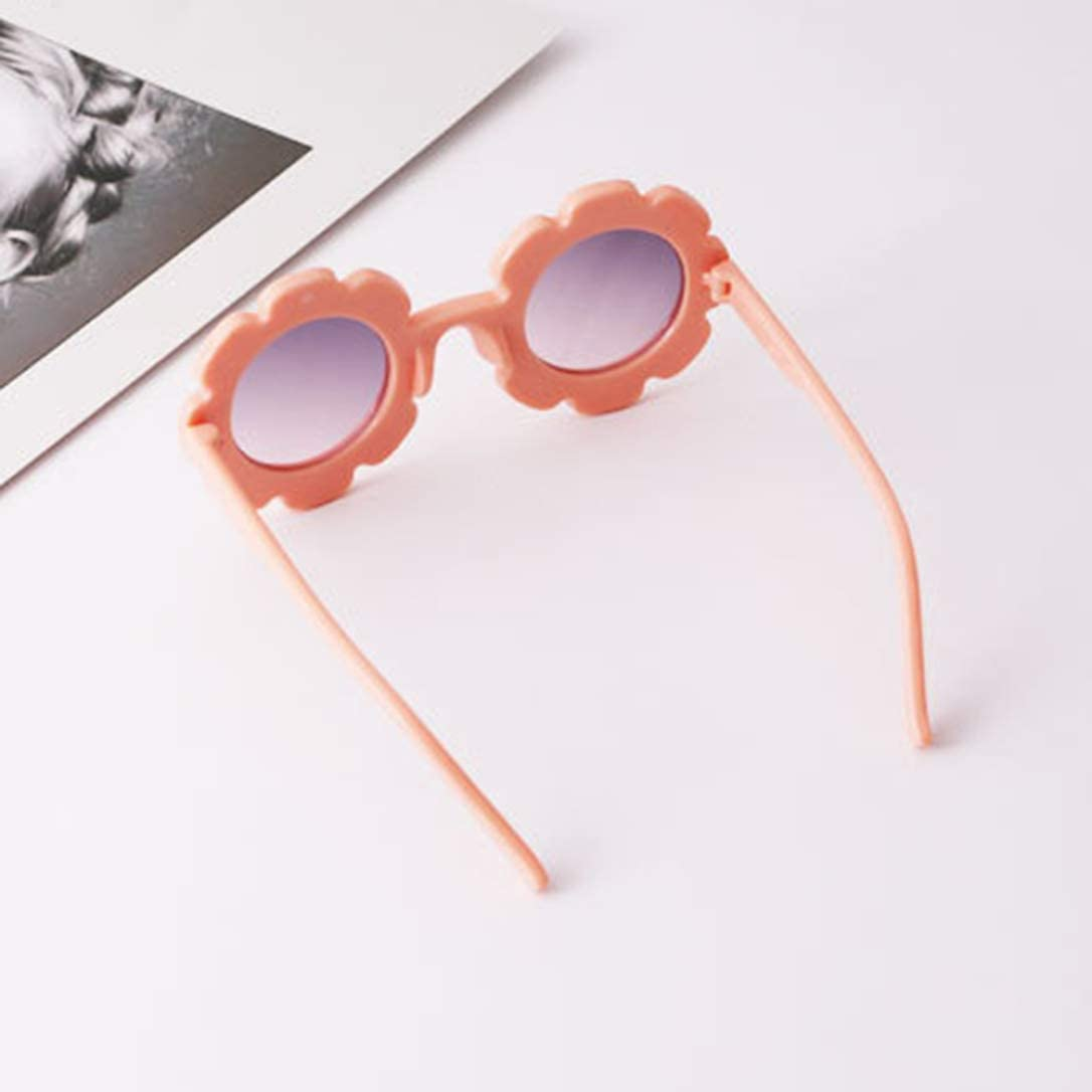 None 1 Guoxii Special Anti-UV Sunglasses Kids Boys Baby Girls Sun Goggle Glasses Eyewear Trendy