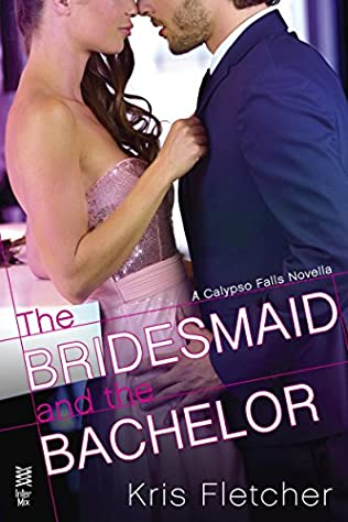 book cover of The Bridesmaid and the Bachelor