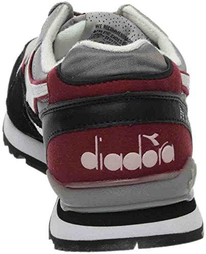 Diadora Männer N-92 Wnt Skateboard Schuh Frostgrau / Cordovan
