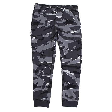 3db4f9fd484046 Nike Men's Track Pants (AJ2112-065_Cool Grey/Anthracite/Wht_2XL ...