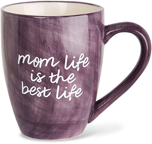 Mom Life is the Best Life Coffee Cup