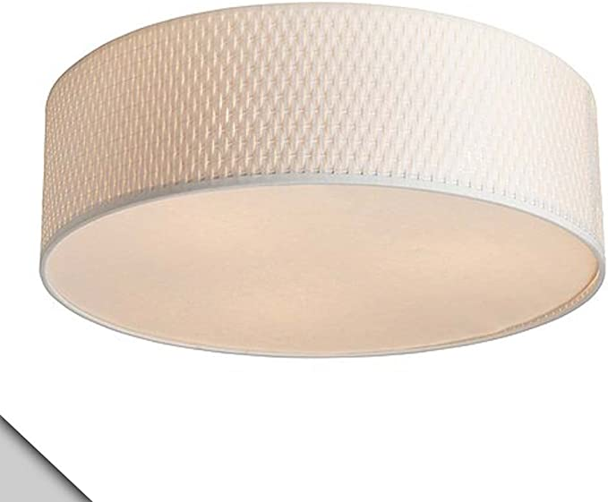 IKEA - ALÄNG Lámpara de techo, color blanco D:18