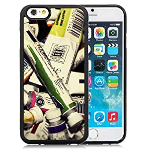Personality customization Custom Tubes Paint Collection Artistry Art iPhone 6 4.7 inch cell phone case At LINtt Cases