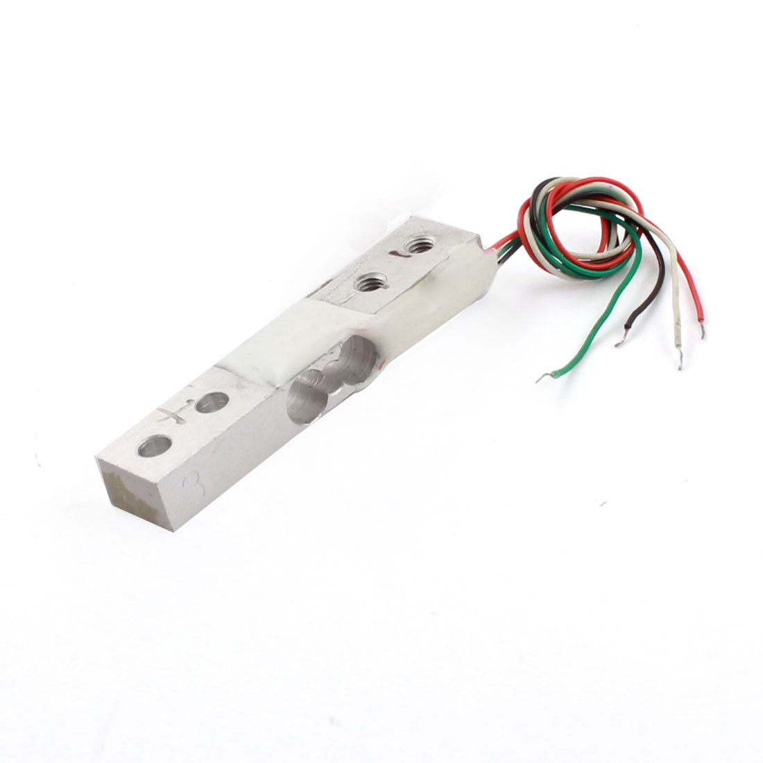 Aexit 300g 4-Wired Rectangle Aluminium Alloy Mini Load Cell Weighting Sensor