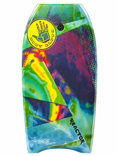 Body Glove 16511 Reactor Body Board, Green, 37'' by Body Glove