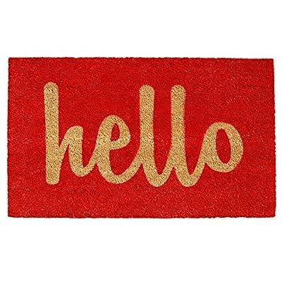 Calloway Mills Hello Doormat