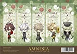 Amnesia - Clear Bookmark 3