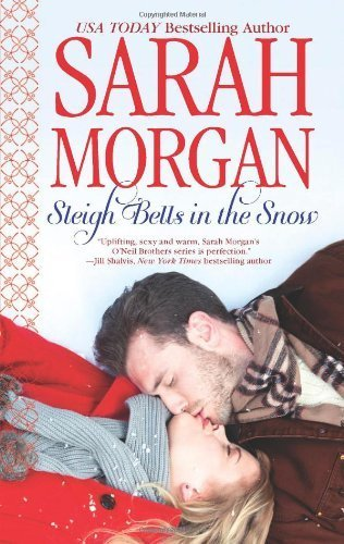 Sleigh Bells in the Snow (Hqn) by Morgan, Sarah(October 29, 2013) Mass Market (Brendon Sleigh)