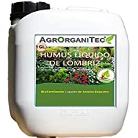 Fertilizante Organico 1 GL. -Para todo tipo de Plantas. Abono Organico a base de Humus de Lombriz, para uso Agricola…